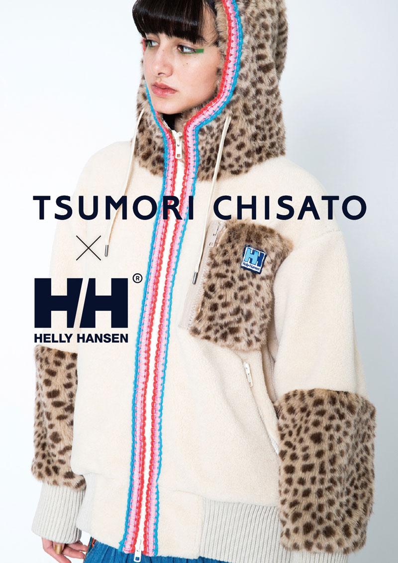 TSUMORI CHISATO x HELLY HANSEN