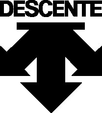 DESCENTEロゴ